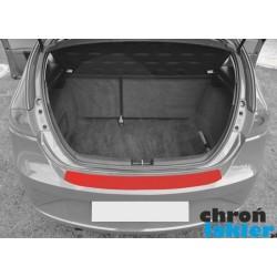 SEAT LEON II (2) / LEON CUPRA FR hatchback zderzak tył folia ochronna (2005-2012)