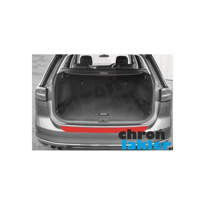 VW Passat B8 Variant (kombi) zderzak tył folia ochronna (2015-)