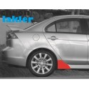 MITSUBISHI LANCER VIII (8) Intense folia ochronna na próg, nakładkę progową Sportback Sedan