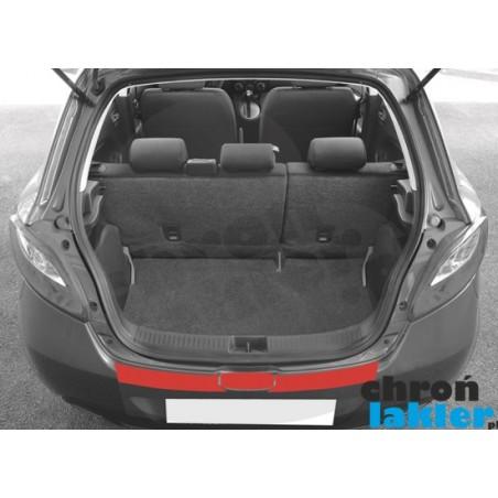 Mazda 2 III (3) zderzak tył folia ochronna (2007-2014)