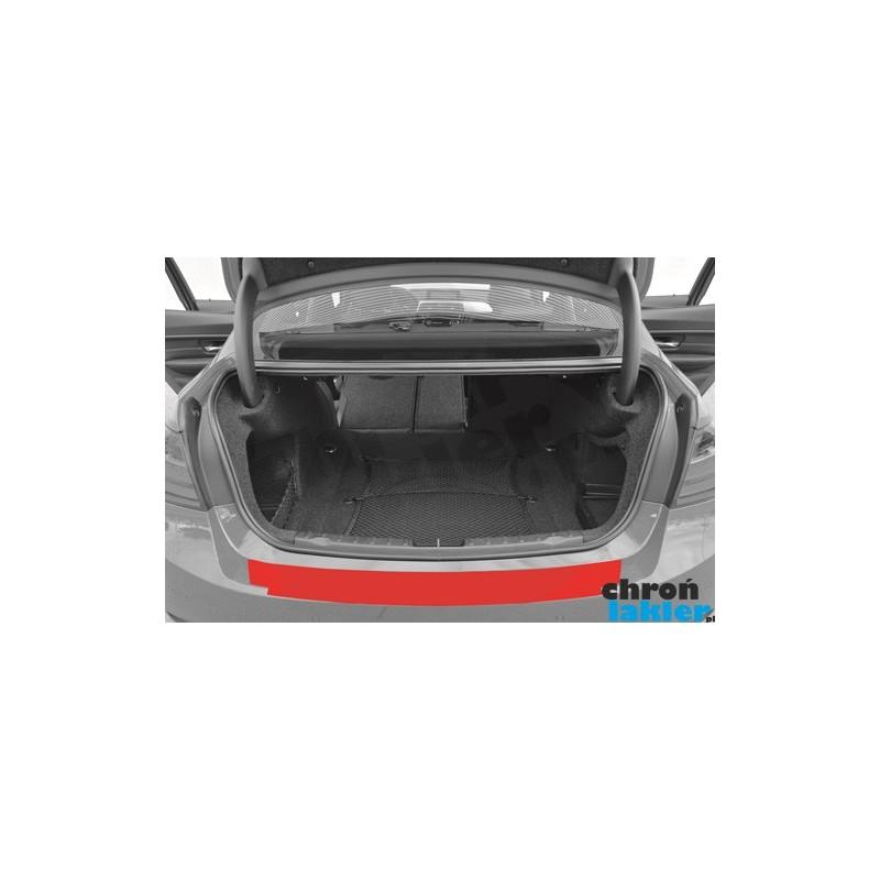 BMW 3 / M3 F30 sedan naklejka / folia ochronna zderzak tył (2012-)