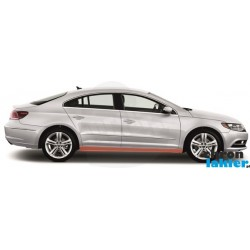 VW CC folia ochronna na progi (2013-)