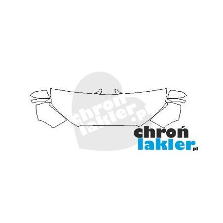 AUDI A8 / S8 D4 przed FL folia ochronna na maskę, lusterka boczne, błotniki (2010-2013)
