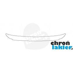 Chevrolet Spark zderzak tył folia ochronna